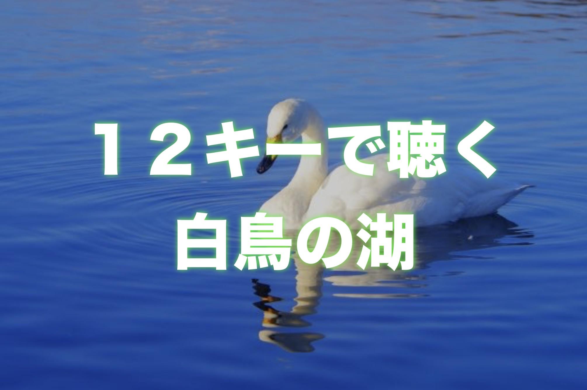 相対音感トレーニング【白鳥の湖】