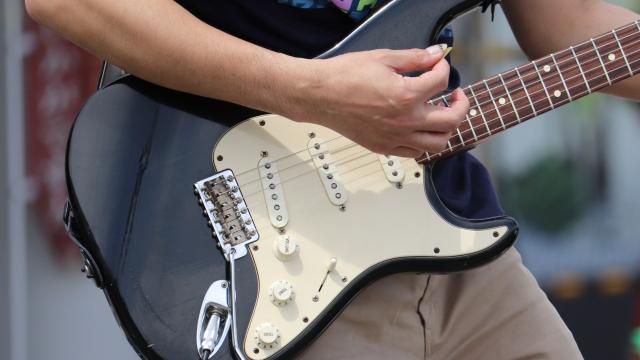 ギターの練習方法。リハーサルや本番までに個人練習でやるべきこと