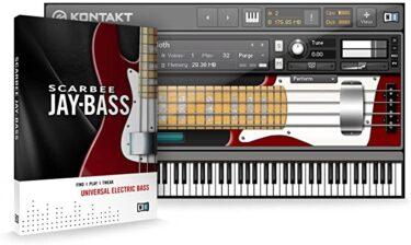 Jay-Bassをアーティキュレーションでスラップにするやり方【Logic Pro X】