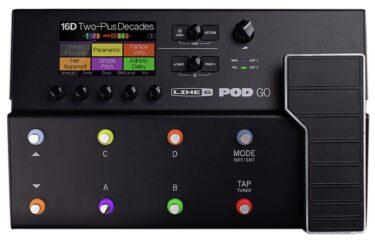 単体でワイヤレス対応!POD Go Wirelessレビュー