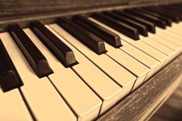 酒場っぽい?お料理中に合うホンキートンクピアノについて
