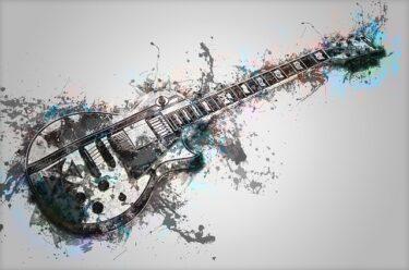 楽器屋怖い!通販で買えるおすすめ初心者向けエレキギター