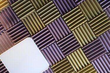 簡易防音に最適!硬質吸音フェルトボードで賃貸でも快適なDTM環境